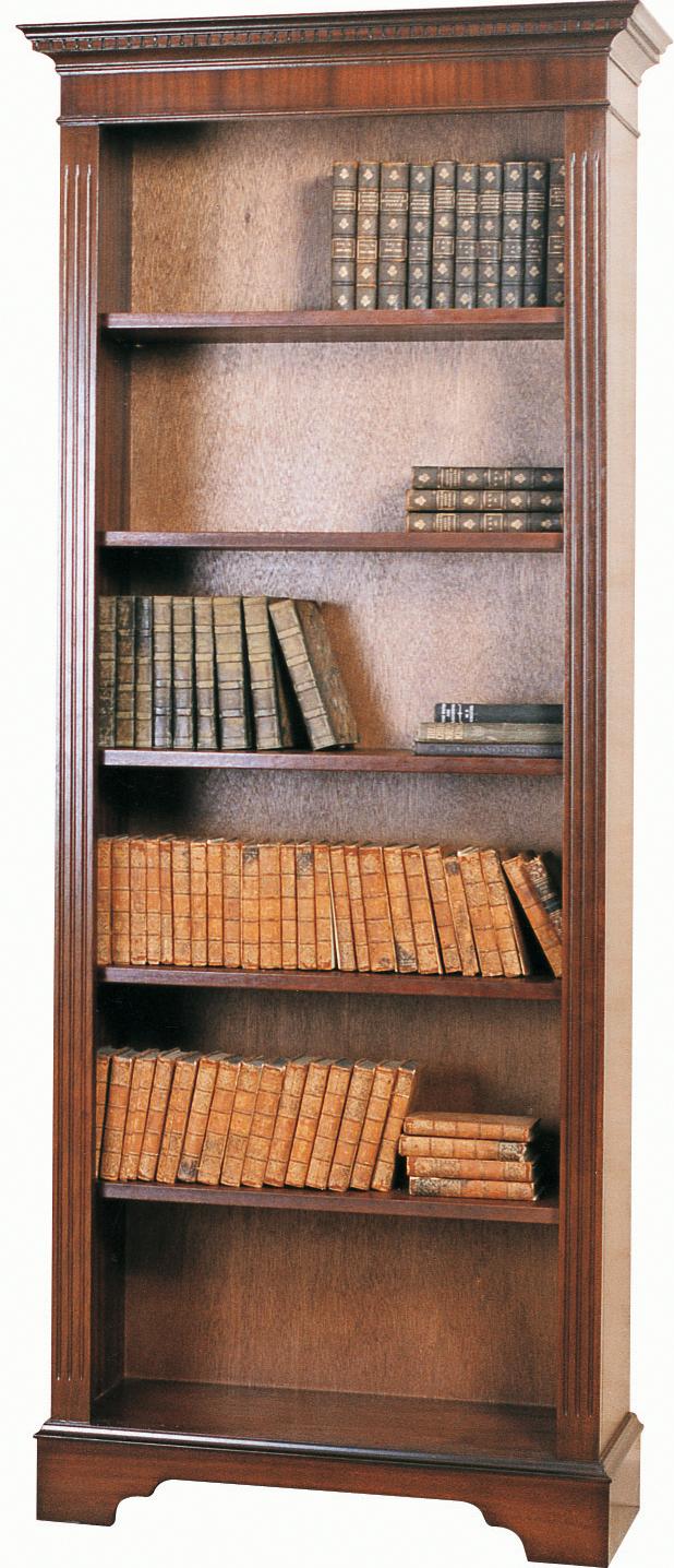 Narrow Open Book Shelves Bookcases