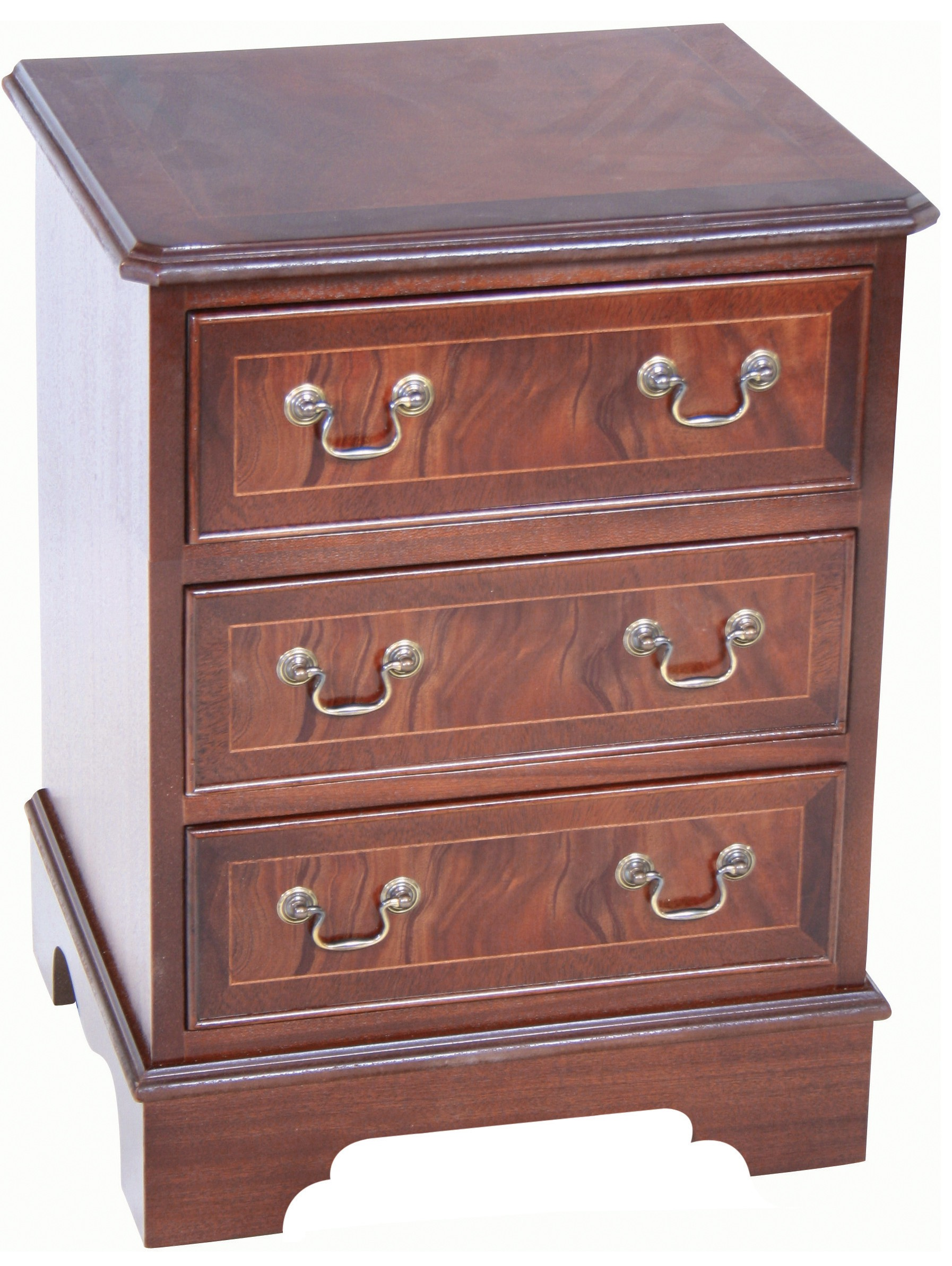 Mini 3 Drawer Chest