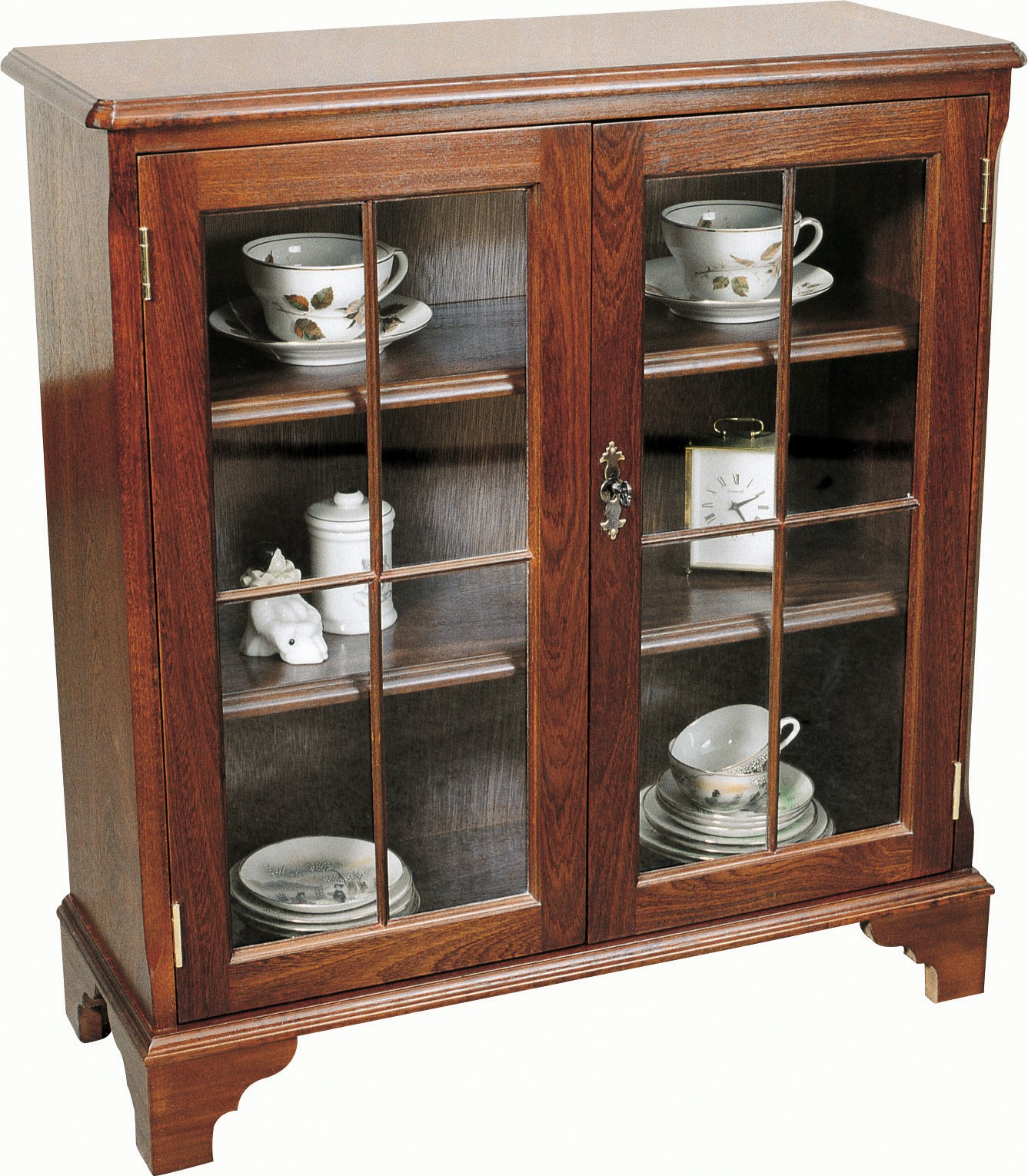 Low China Cabinet Cabinets Decorating Ideas