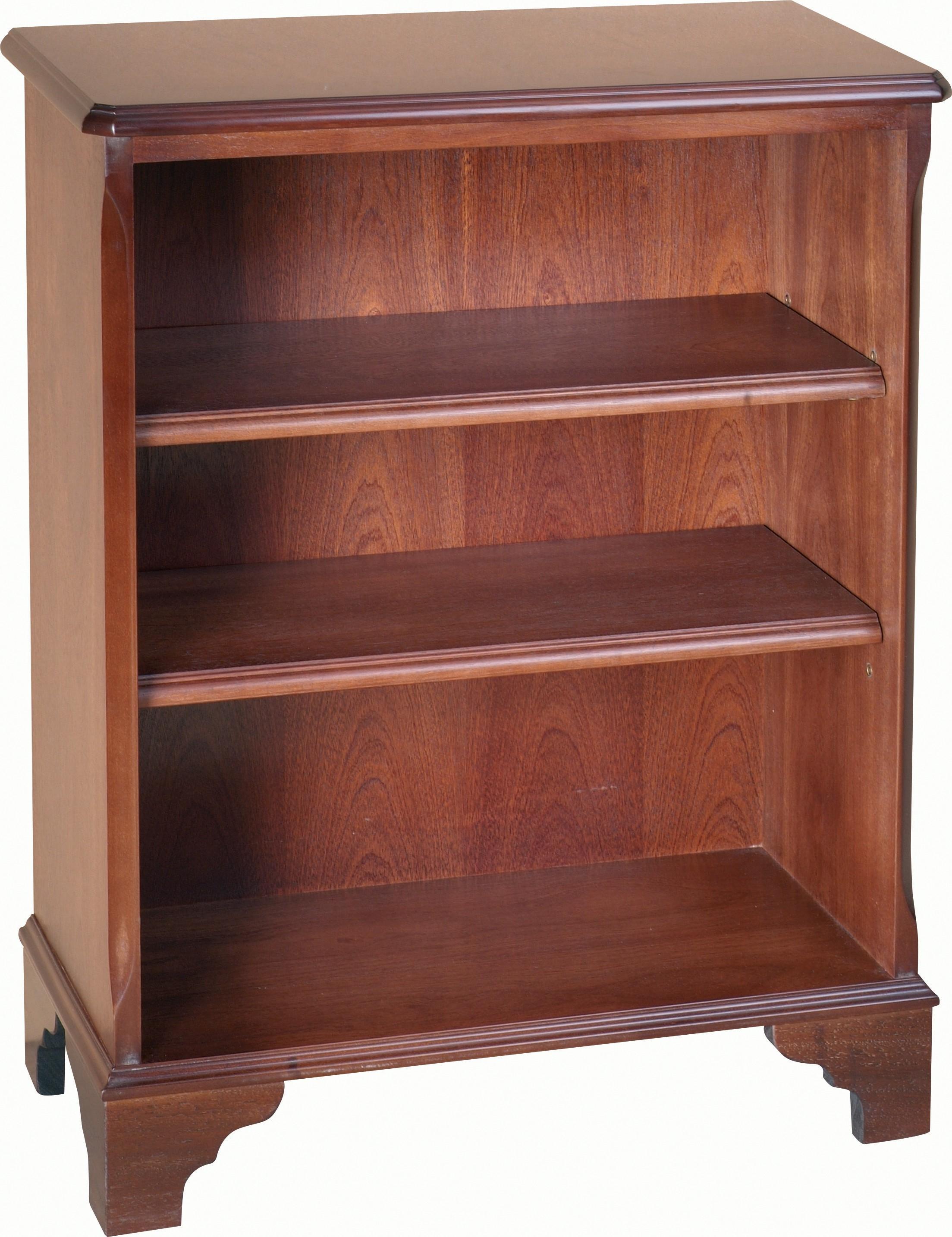 Open Bookcase 2 Shelves