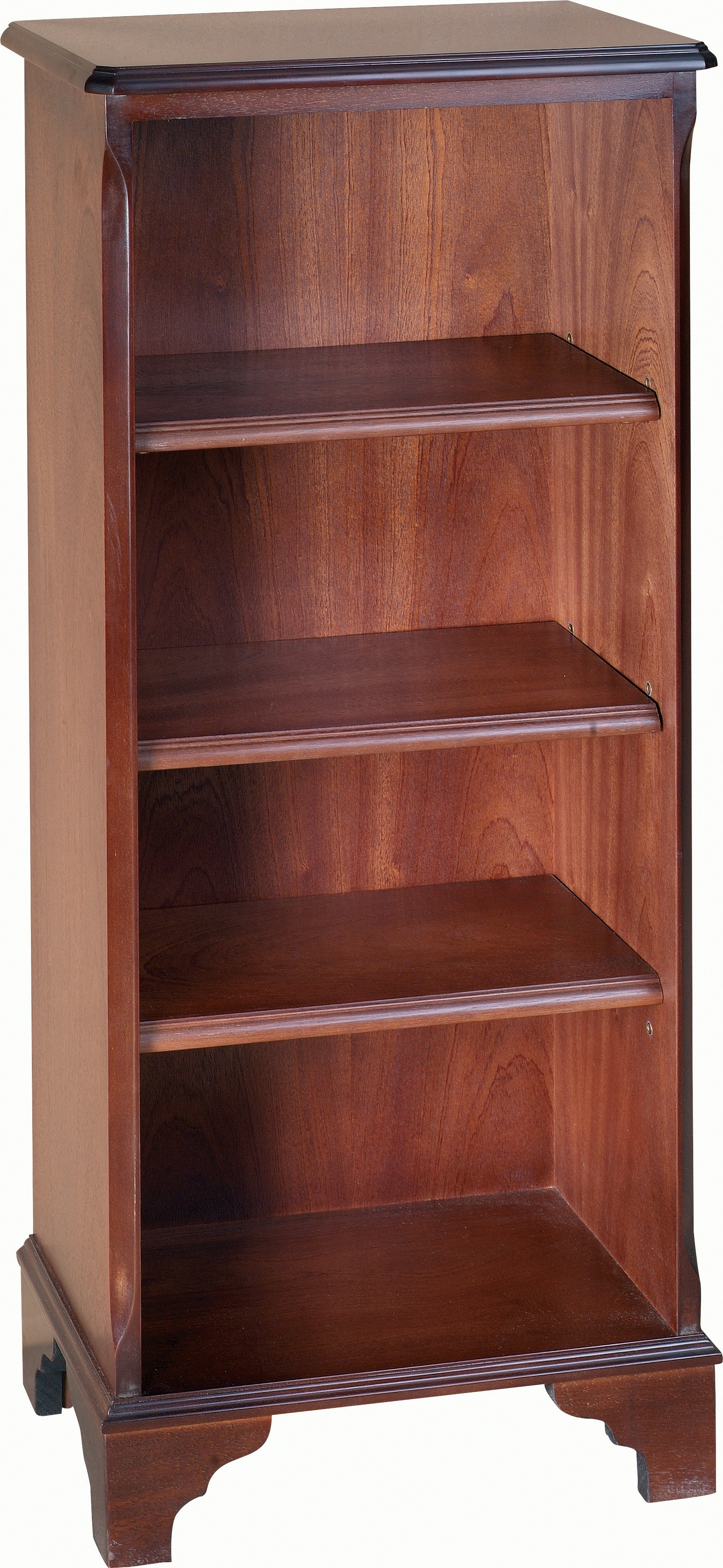 Small Open Bookcase 3 Shelves Bookcases