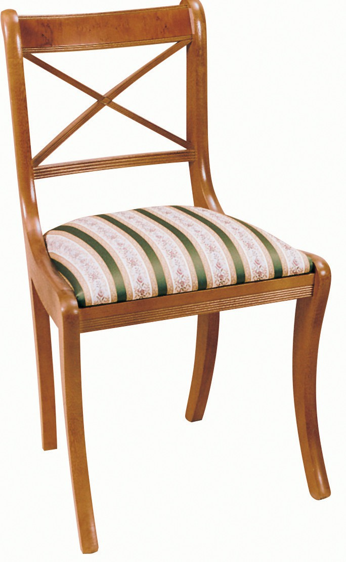 Regency Cross Stick Chair Chairs