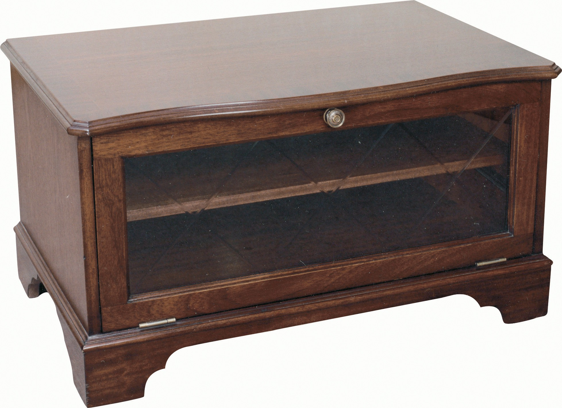 Medium TV Stand Glass
