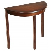 Chippendale Bow Table
