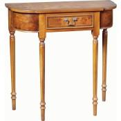 Regency Hall Table 1 Drawer