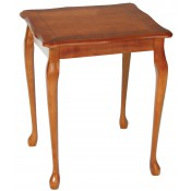 Queen Anne Small Lamp Table