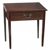 Hepplewhite 1 Drawer Lamp Table
