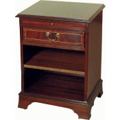 Open Regency Bedside Cabinet