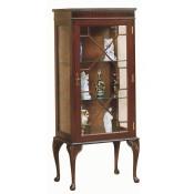 Queen Anne Display Cabinet
