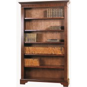Wide open Book Shelves