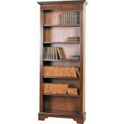 Narrow Open  Book Shelves