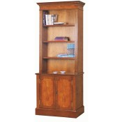 Narrow Open Book Shelves Cupboard