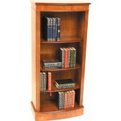 Medium Narrow Bow Bookcase