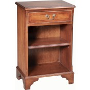 Small Open Bookcase 1 Drawer