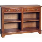 Regency Bookcase 2 Shelves