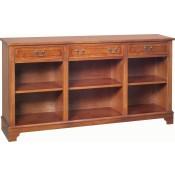 Regency Bookcase 3 Shelves