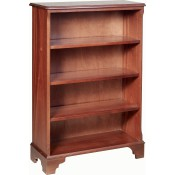 Wide Open Bookcase 3 Shelves
