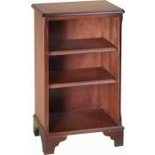 Small Open Bookcase 2 Shelves