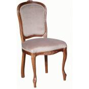 Georgian Carved Back Chair