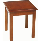 """Chippendale 24"""" Square Table"""