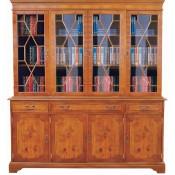 6' Sheraton Bookcase
