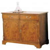 "3'6"" Flat Front Sideboard"