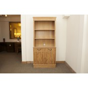 Deep Base Bookcase Cabinet