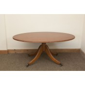 Large Oval Coffee Table | Ex-Display