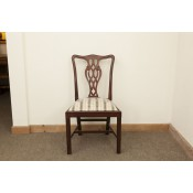 Ribbon Black Chair from Mahogany | Ex-Display