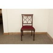 Sheraton Chair from Mahogany | Ex-Display