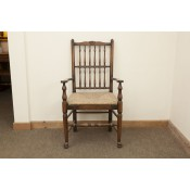 Solid Oak Chair - 2304 | Ex-Display