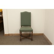 Solid Oak Chair - 340S | Ex-Display